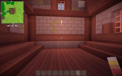 cottage fairy mini minecraft project