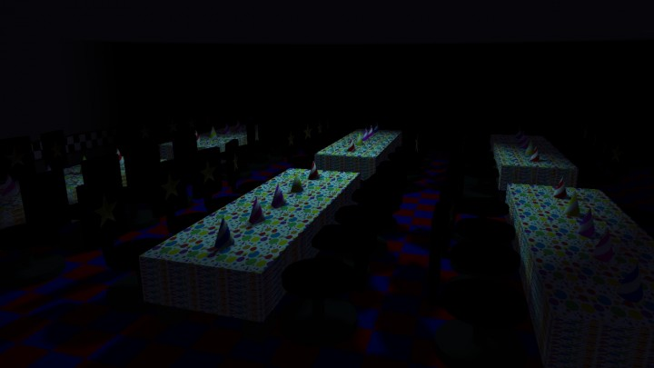 Mineimator FNaF 1 Map Minecraft Project