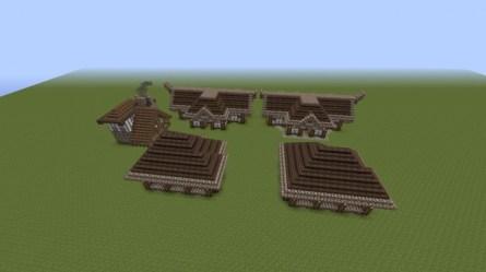 Minecraft Blacksmith Inside 4