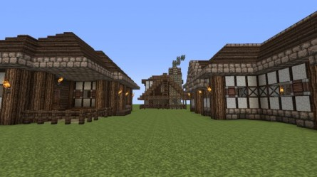 Minecraft Blacksmith Inside 2