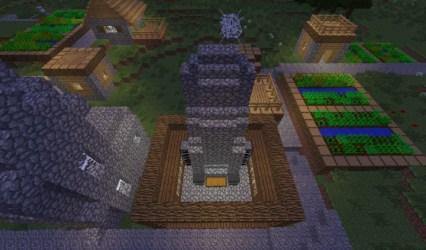 blacksmith rustic minecraft