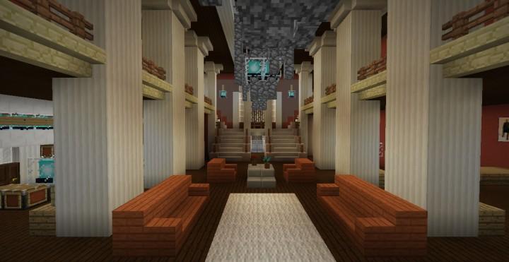 Hotel Valerio Hotel Cortez AHS Minecraft Project