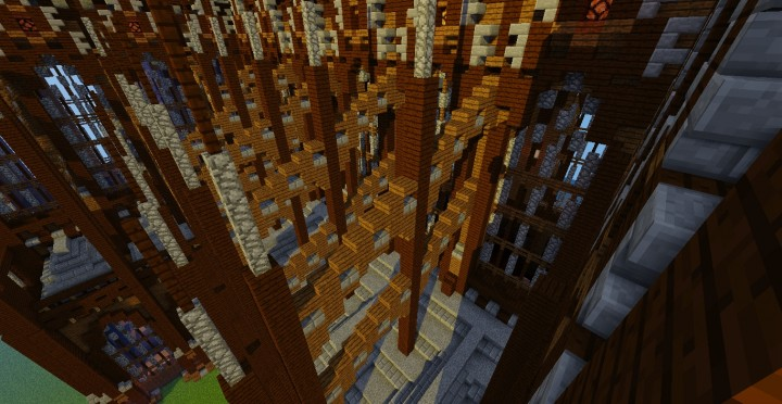 Cologne Cathedral Klner Dom Scale 11 Minecraft Project
