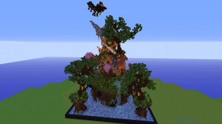 fairy minecraft map maps planetminecraft