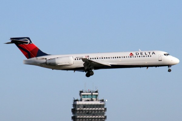 Boeing 717200 Delta Airlines Will be remade in the MD
