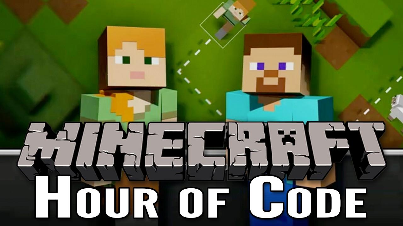 Minecraft Hour Of Code Showcase Amp Tutorial Minecraft Blog
