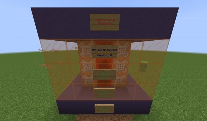 No Mod 2 Prison Architect 1 1 Minecraft Map