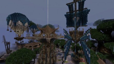 elven legendary dor elen minecraft map