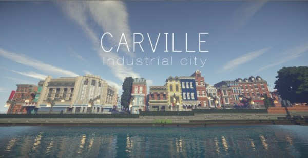 carville industrial city 1900-1930
