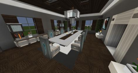 room dining interior minecraft