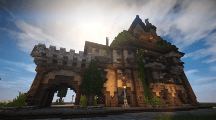 tall medieval timelapse minecraft info announcement schemagic feature read pmcview3d