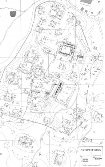 Uxmal: Pinnacle of Maya architecture Minecraft Project