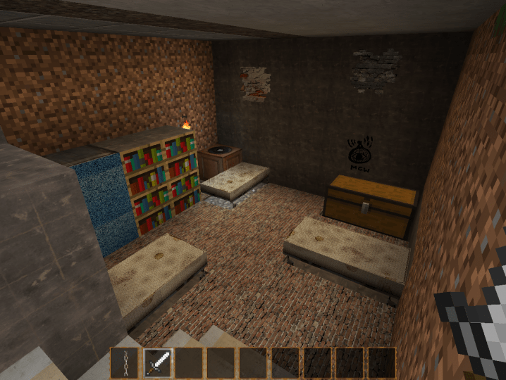 The Amityville Horror House REBUILD WFORGOTTEN MEMORIES Texture Pack Minecraft Project