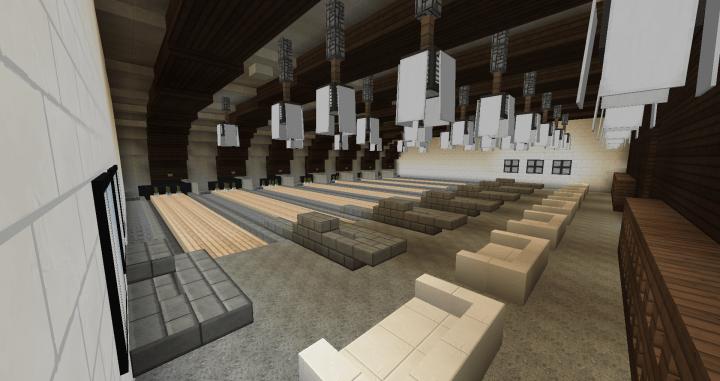 Iron Mans Mansion Extra Minecraft Project