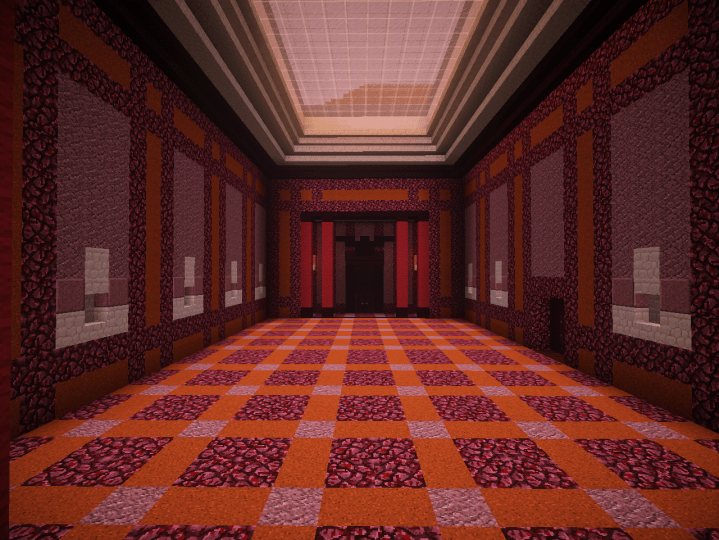New Reich Chancellery Welthauptstadt Germania Project Minecraft Project