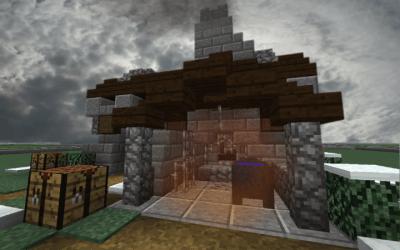 blacksmith dwarven minecraft test
