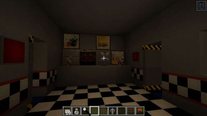 Fnaf Minecraft Project