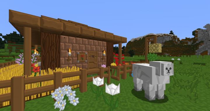 Packs Minecraft 1710 Texture