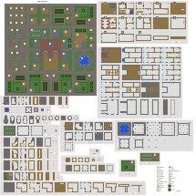 Minecraft Village House Blueprints