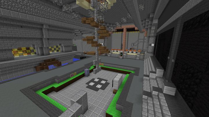 www ninja kitchen com island with seating teenage mutant turtles minecraft project