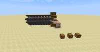 Anti Minecart Supper Furnace Minecraft Project