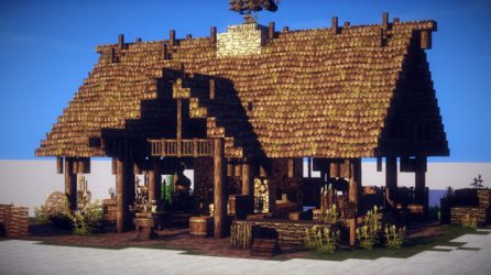 medieval blacksmith kingdom come deliverance project minecraft