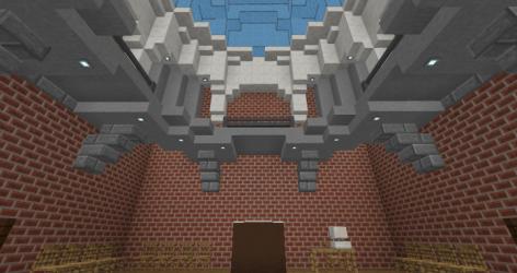 hall easy meeting minecraft