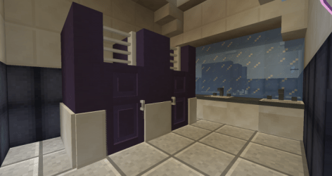hall easy minecraft restroom