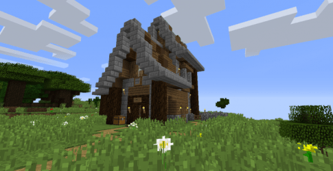 Small Cottage w/ Download Minecraft Map