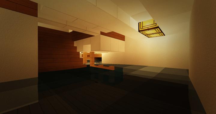 Titanic Sinking At 045 AM Minecraft Project