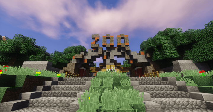 [1.10.2] Mo' Creatures Zoo Minecraft Project