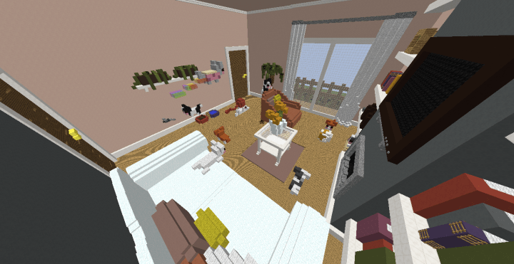 Cat Infestation Hide And Seek Map Minecraft Project