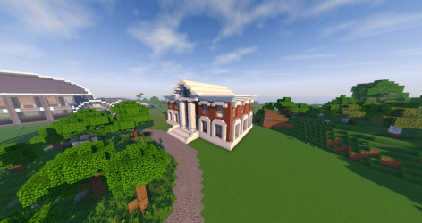 town hall minecraft projects
