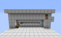 Industrial Furnace+Infinite Fuel Minecraft Project
