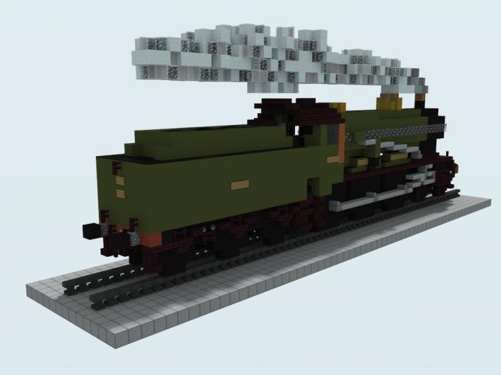 NS 6300. 3700. 6100 Minecraft Project