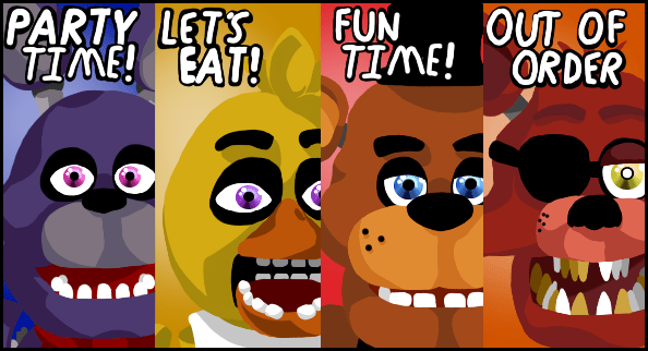 five nights at fred