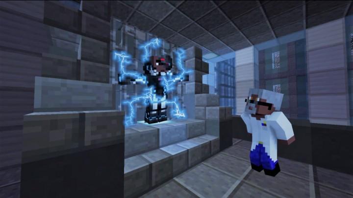 Cyborg  Star Labs Minecraft Blog