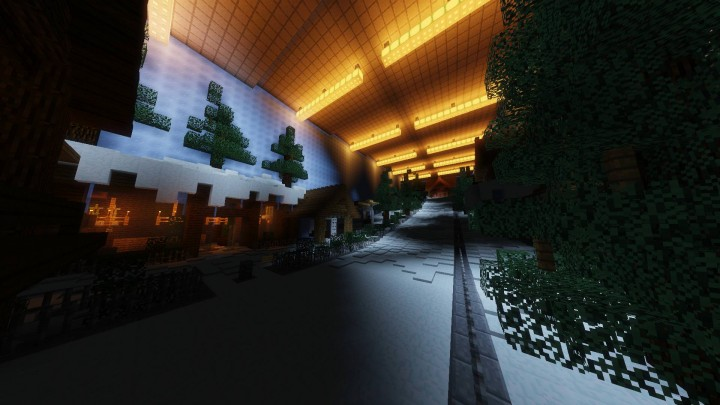 Percy Jackson Lotus Casino Vegas Minecraft Project
