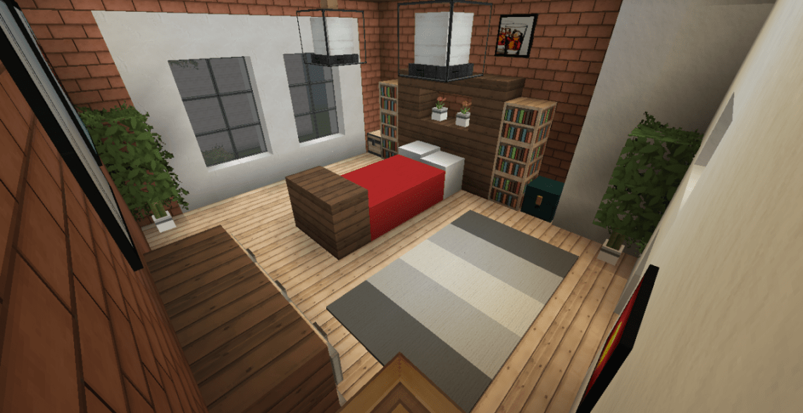Making Interiors - How to Build #3 Minecraft Blog