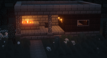 blacksmith buildings village updated
