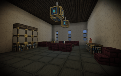 fancy room living mansion minecraft drawing
