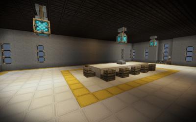 fancy mansion room minecraft dinning main