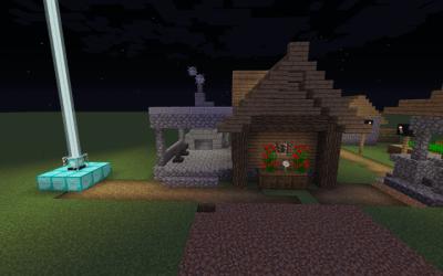 Remodeled Blacksmith Minecraft Map