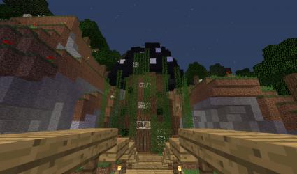 Forest Fairy Village! Minecraft Map