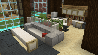 Living Room Ideas For Minecraft