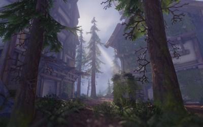 Dark Forest Battle Map 5
