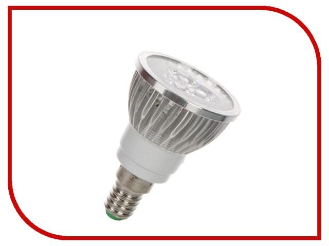 Светодиодная фитолампа Espada Fito LED E14-3W 85-265V Image