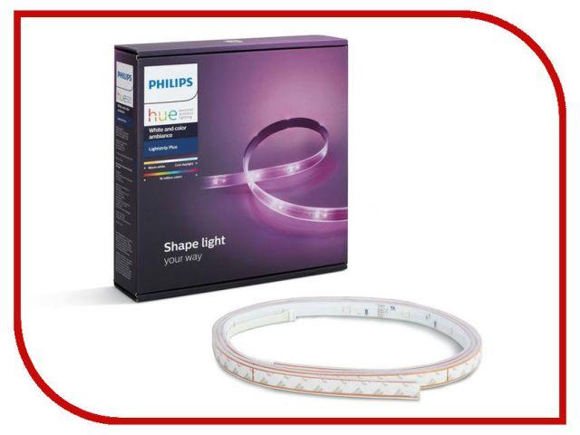 Светодиодная лента Philips Hue White and Color Ambiance LightStrips Plus 2m Image
