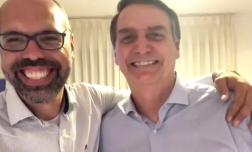 Planalto nega que Allan dos Santos receba dinheiro para defender governo  Bolsonaro | Poder360