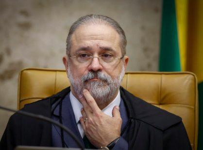 Augusto Aras está com covid-19 | Poder360
